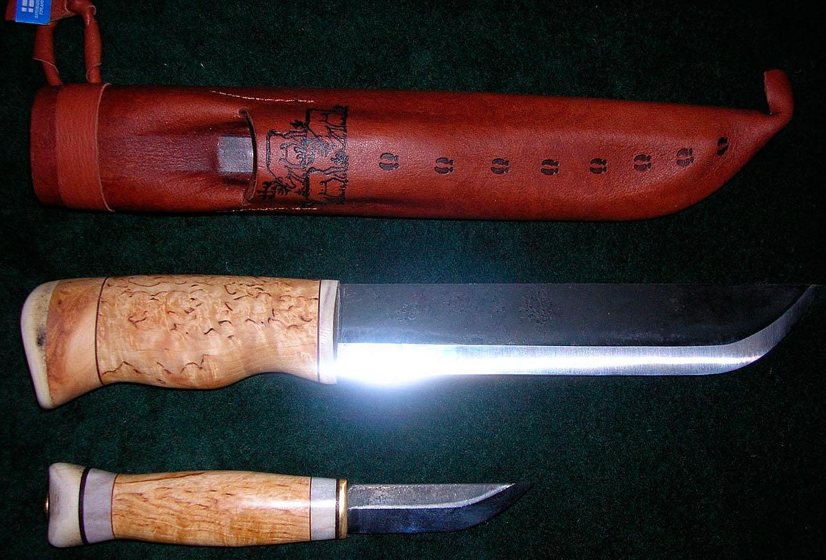 Финские охотничьи ножи