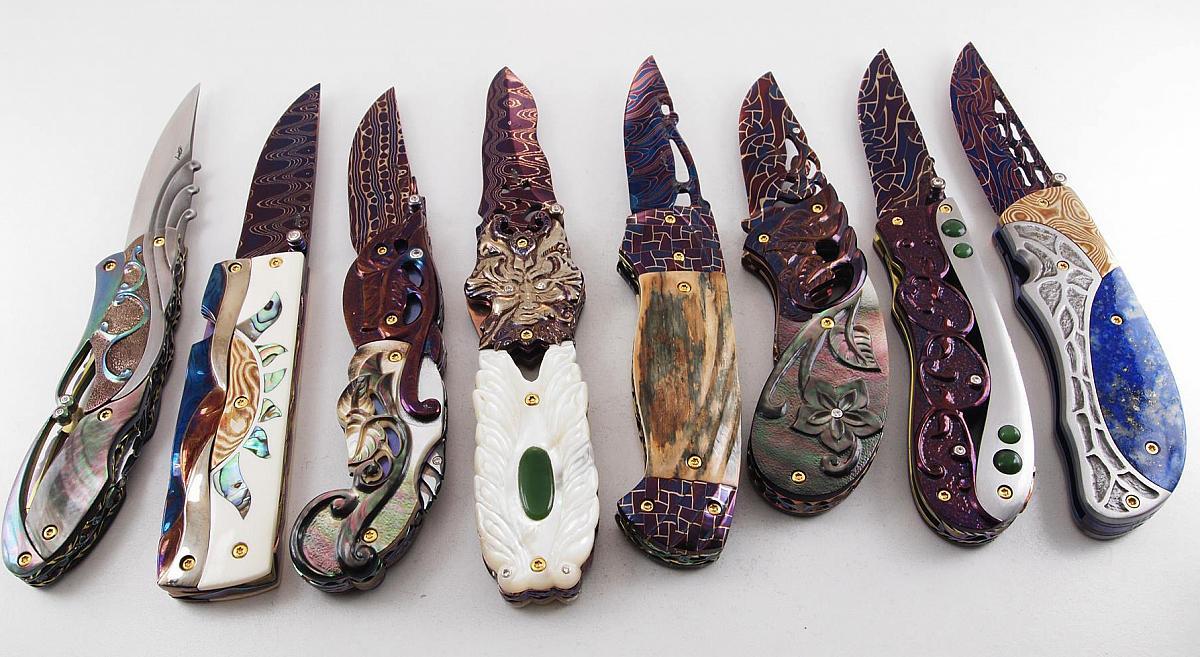 Качественные элитные ножи