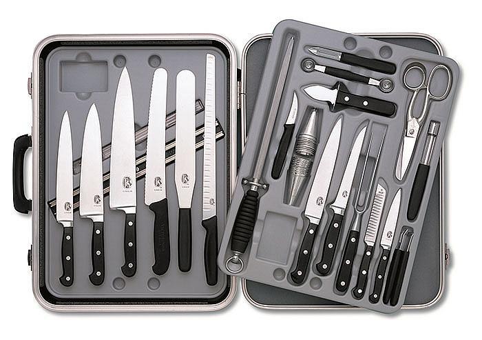 Как выбрать набор ножей