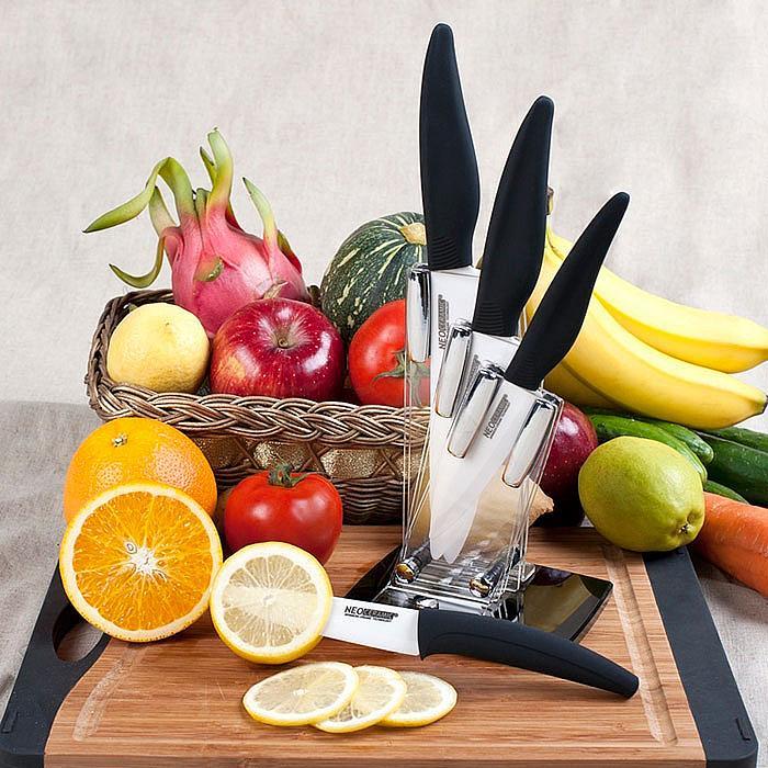 Керамические кухонные ножи: преимущества и недостатки