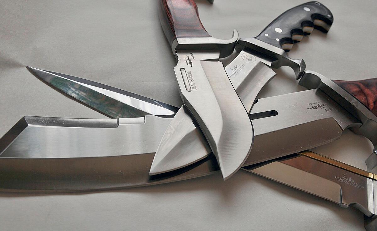 Лучшие ножи