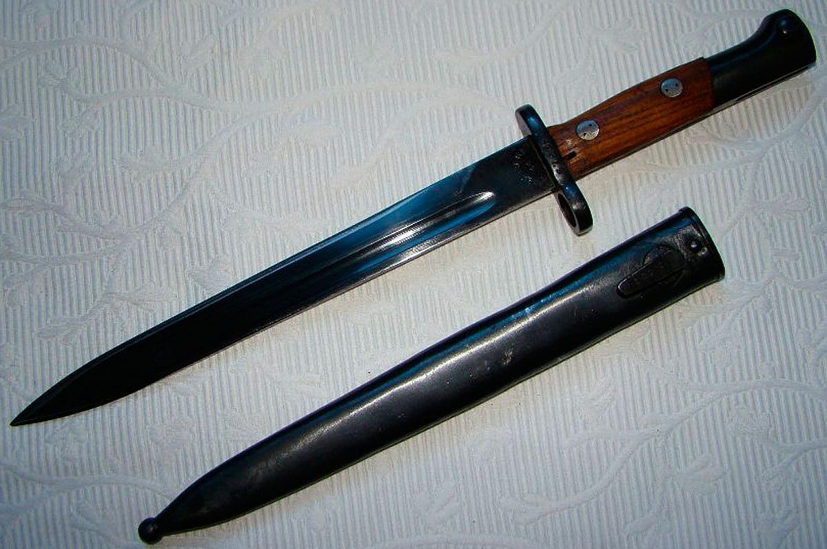 Немецкий штык-нож