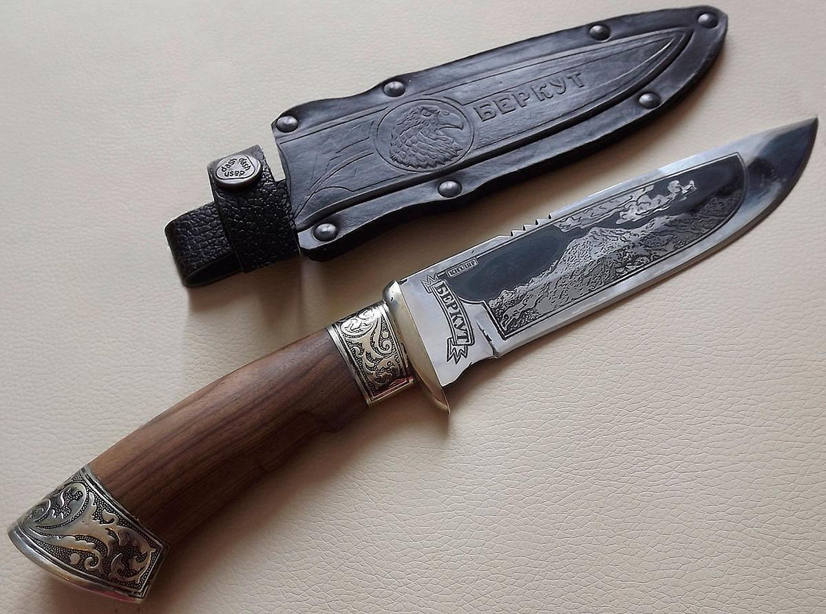 Нож туристический Беркут