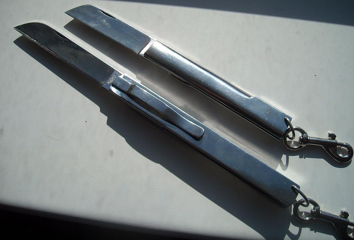 Ножи из хирургической стали
