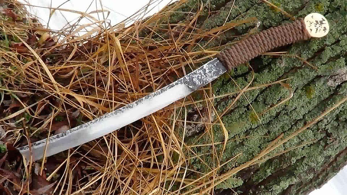 Ножи из рессорной стали