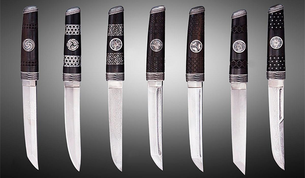 Ножи Самурай