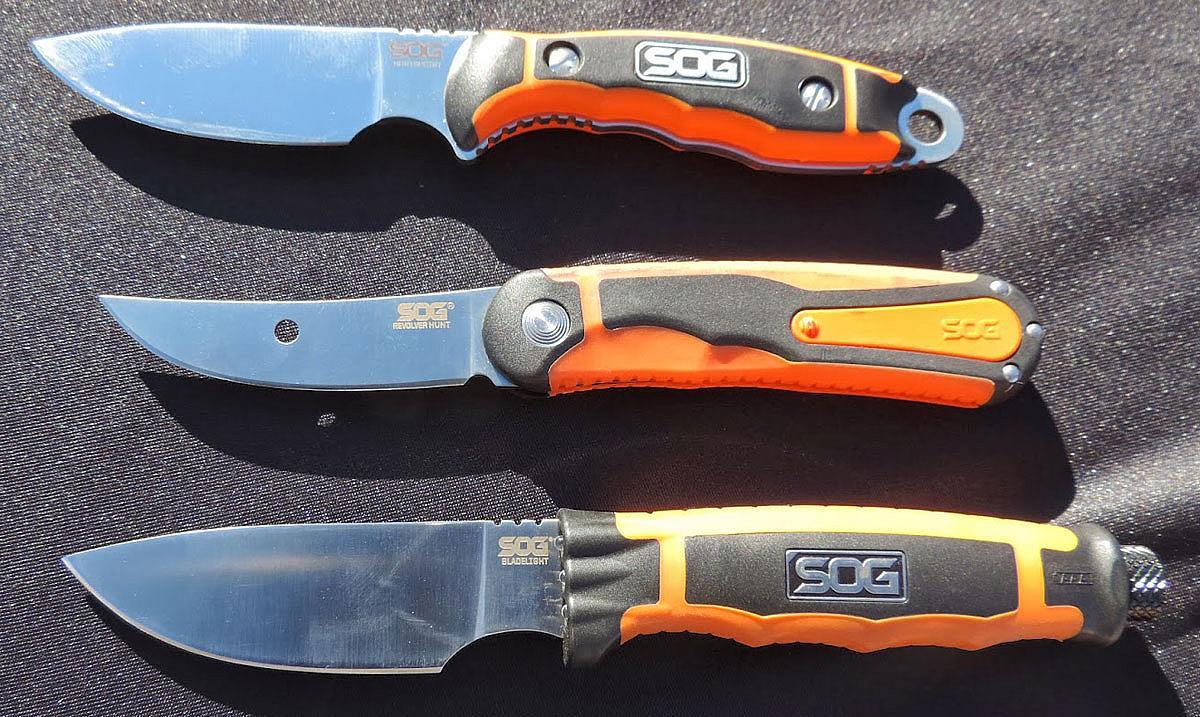 Ножи сог