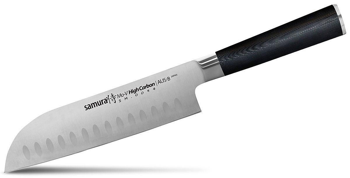 Сантоку нож