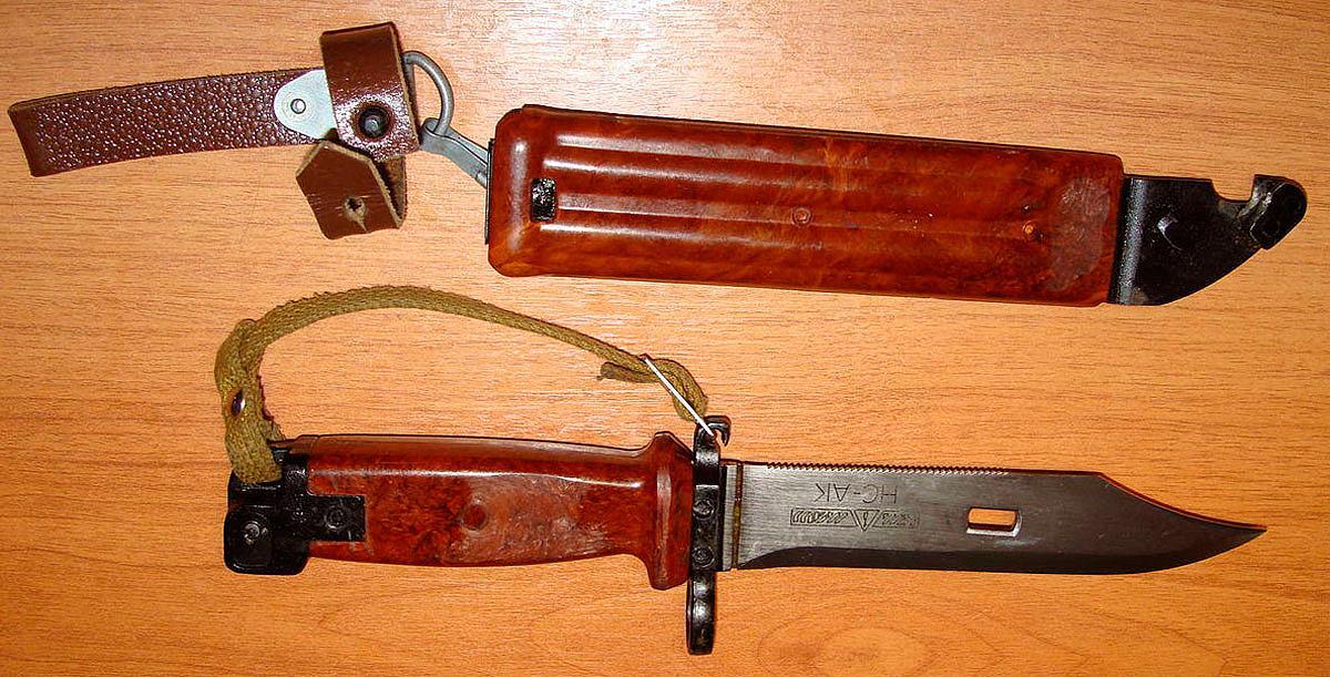Штык нож АК 74м