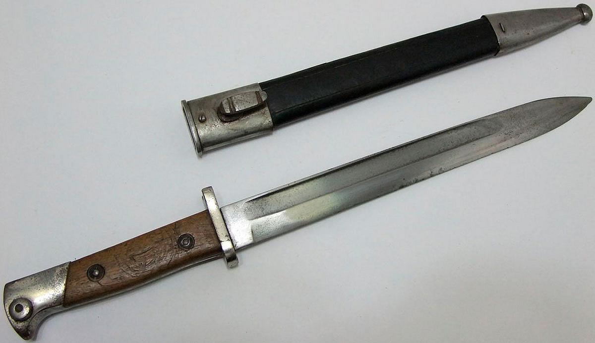 Штык нож Маузер