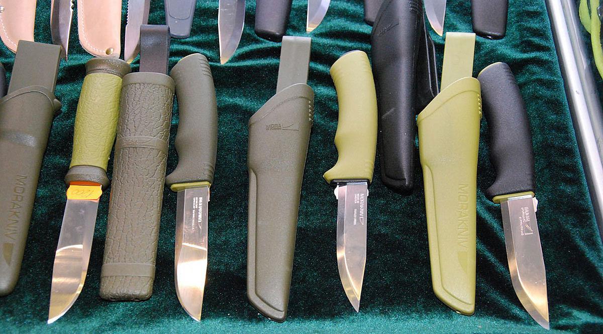 Шведские ножи