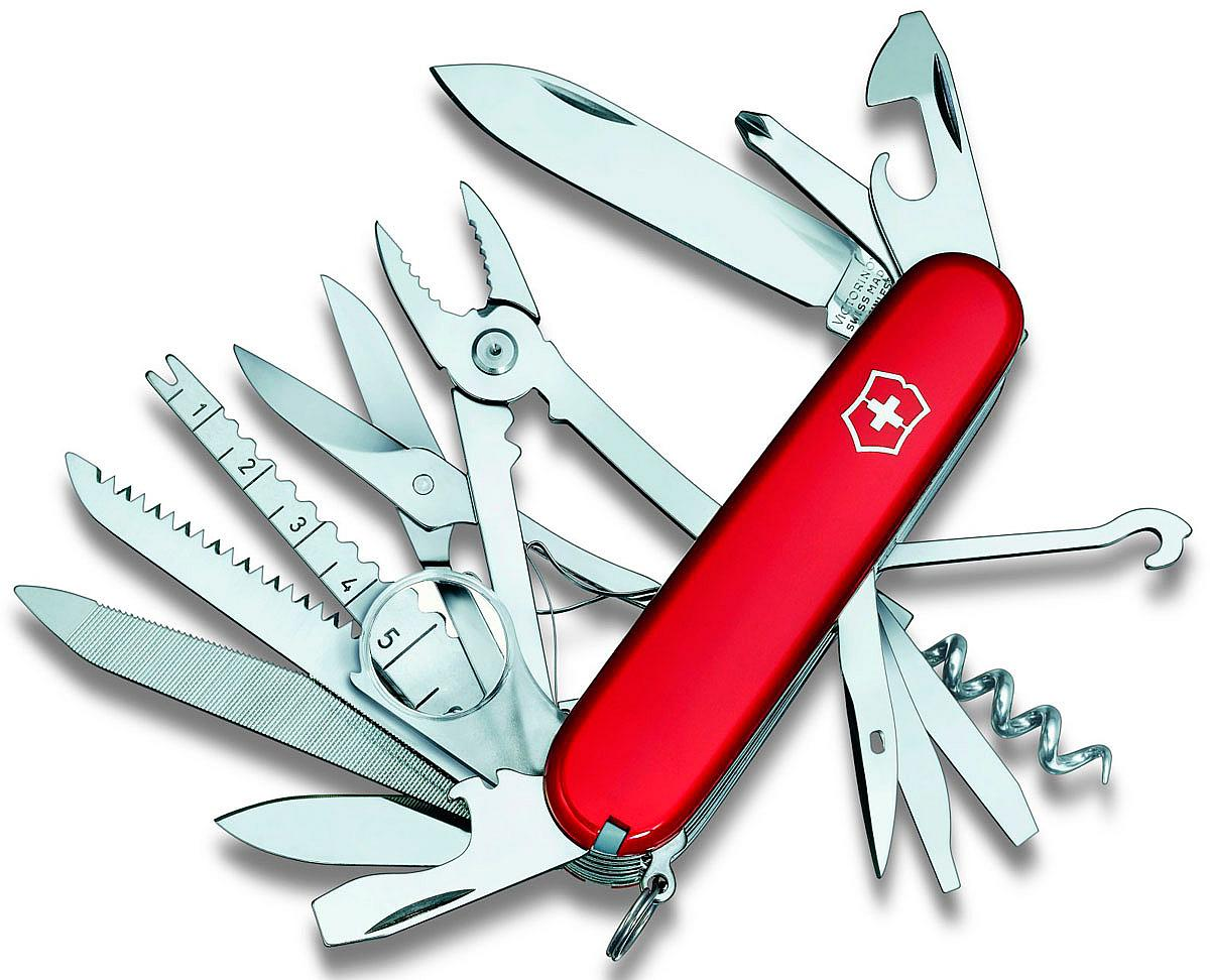 Швейцарский нож фото