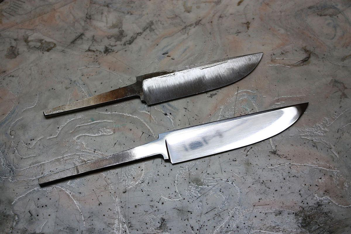 Сталь для ковки ножей