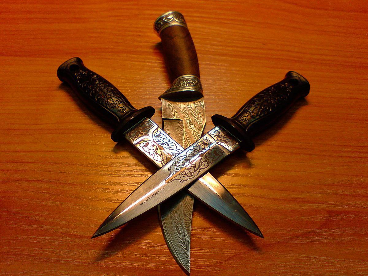 Сувенирные ножи