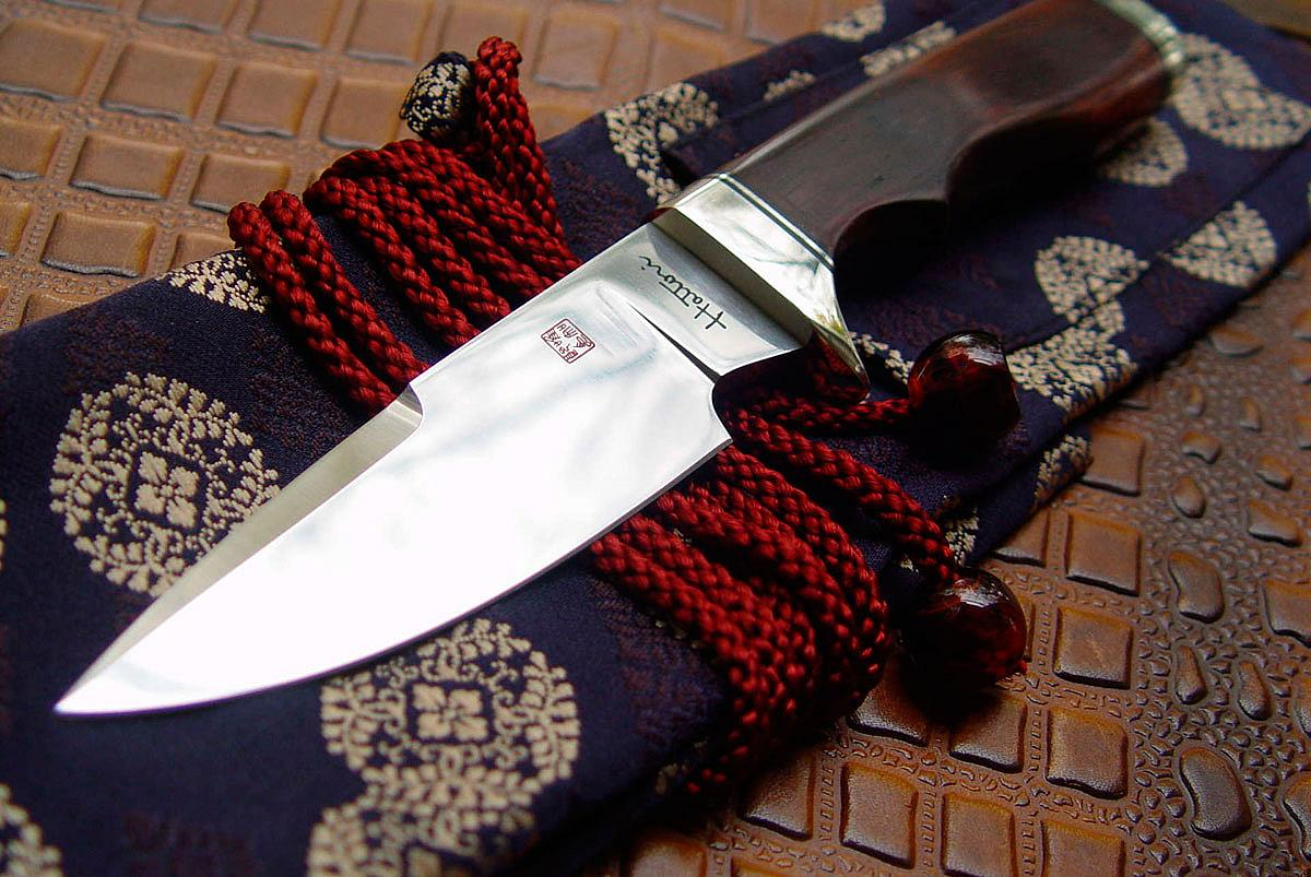 Японские охотничьи ножи