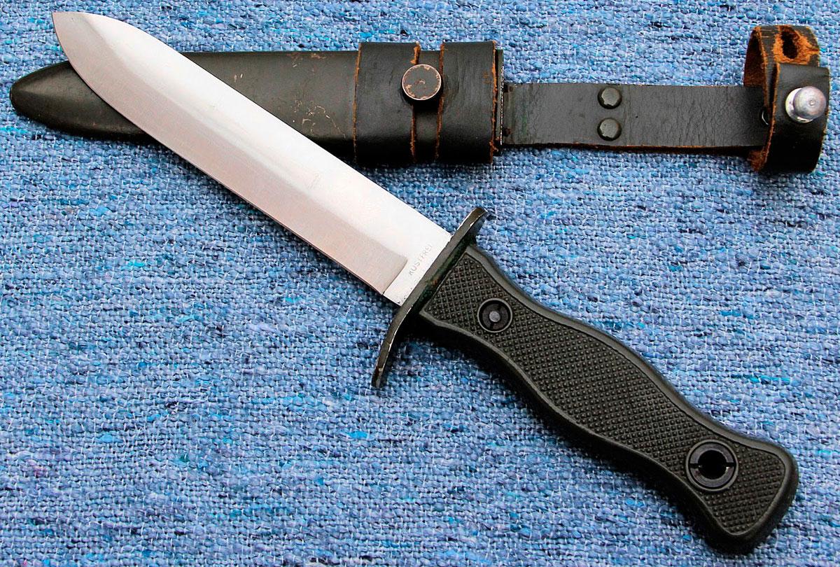 фото ножей спецназа стали вывозить