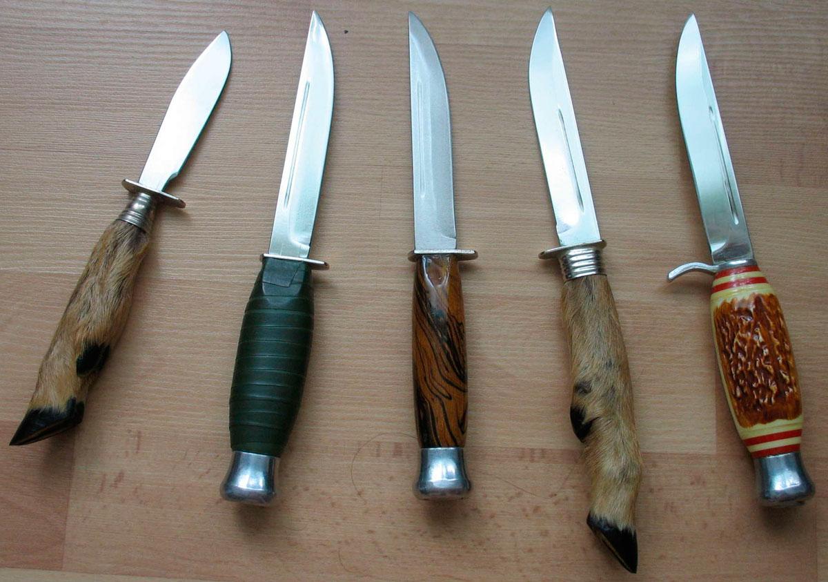 финки фото ножи