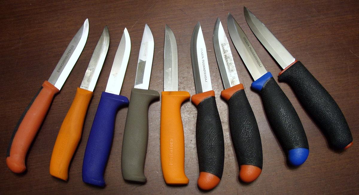 фото ножи мора
