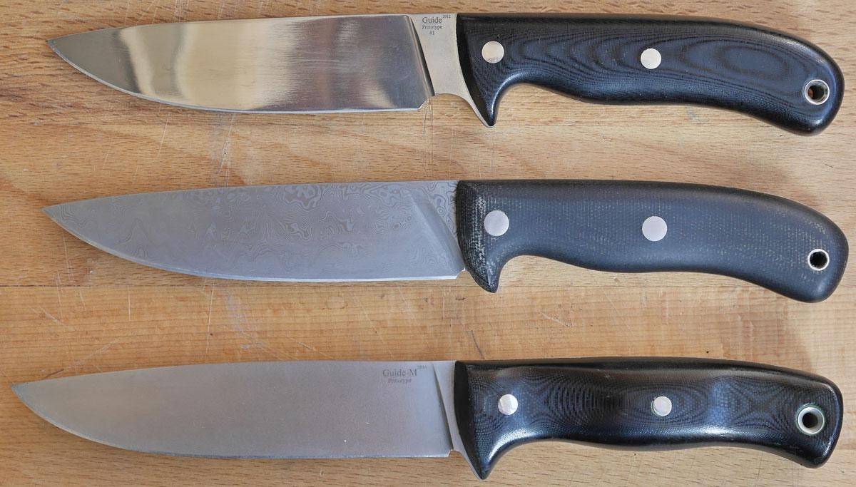Как сделать рукоять для ножа из дерева фото 650