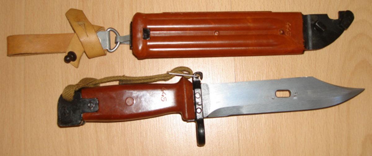 штык нож. фото