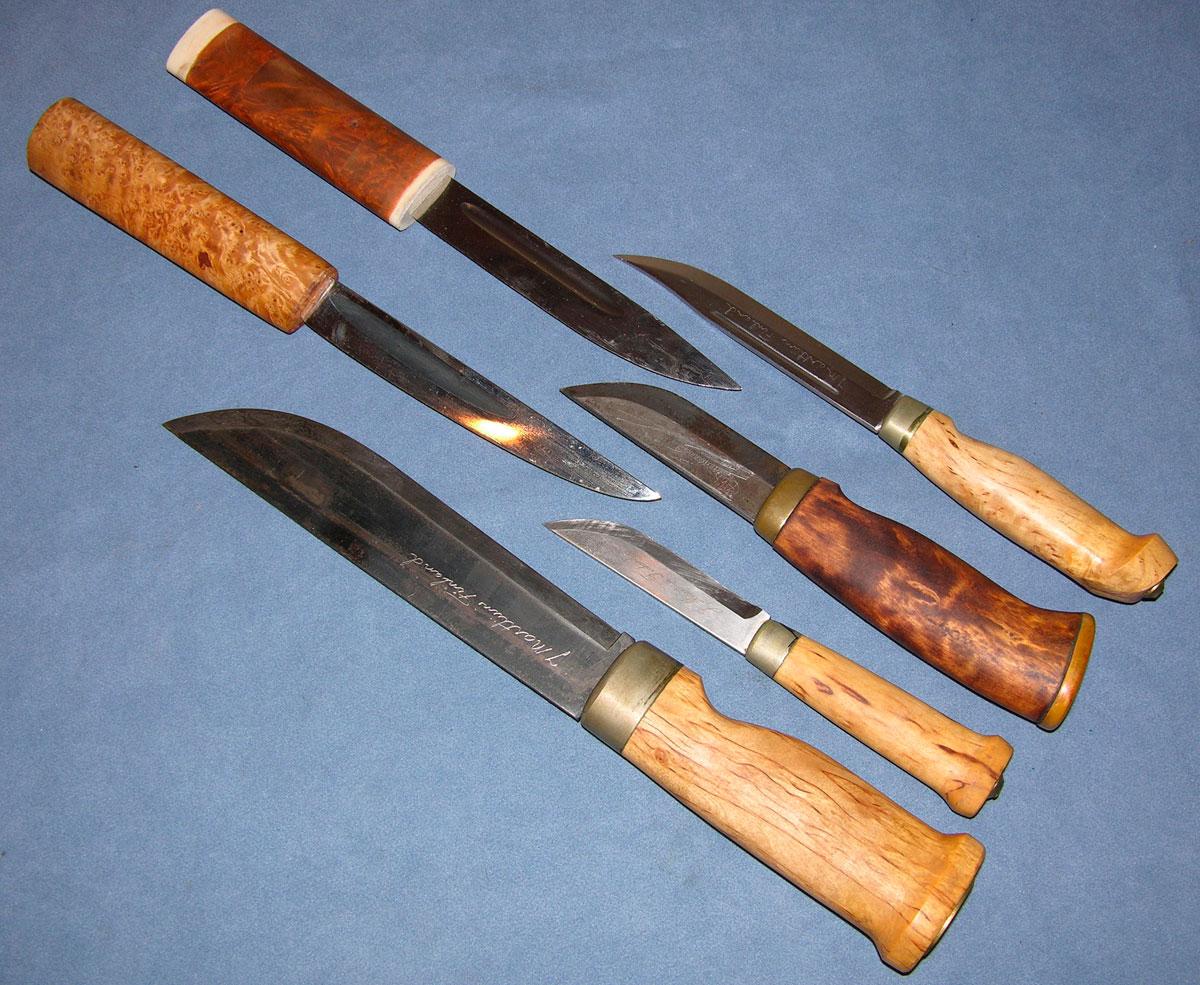 Нож 76