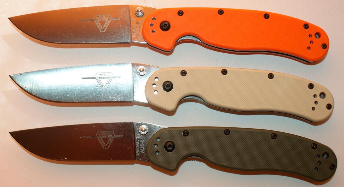 Приспособления для заточки ножа